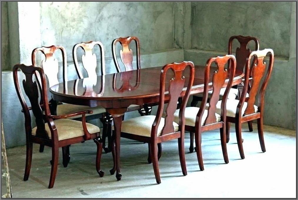 vintage drexel heritage dining room set | Vintage Drexel Heritage Dining Room Set - Dining Room ...