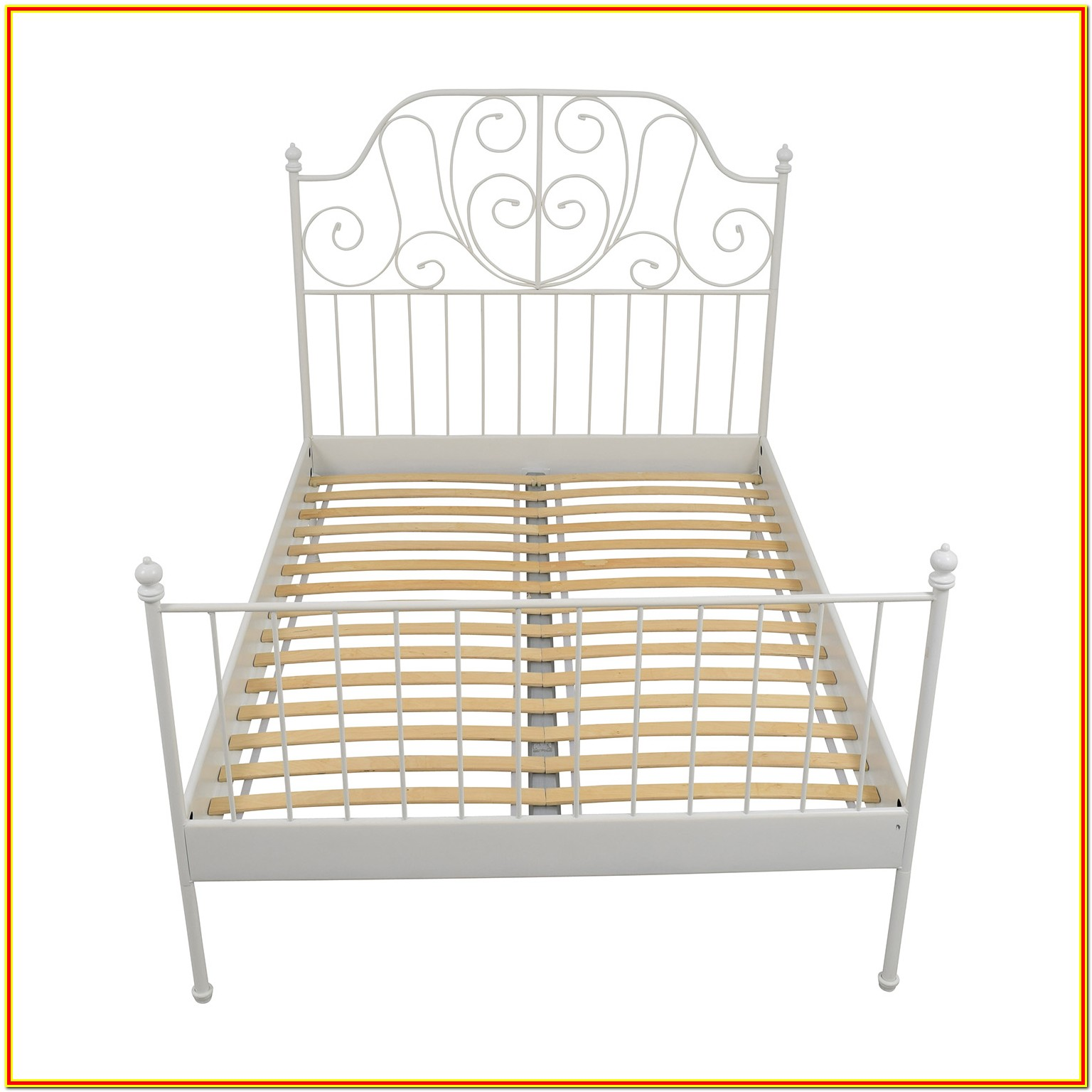 Wooden King Size Bed Frame Ikea