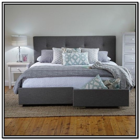 Woodworking Plans King Size Bed Frame